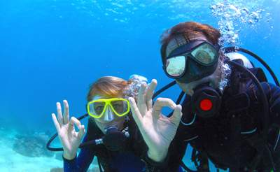plongee sous marie en mediterranee