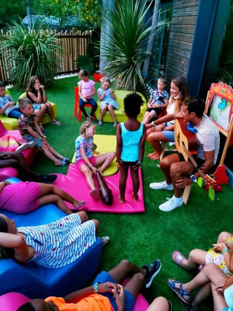 clubs enfants mimosas