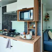 cuisine mobil home 5 6 pers